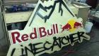 Panneau évènement Red Bull Line Catcher